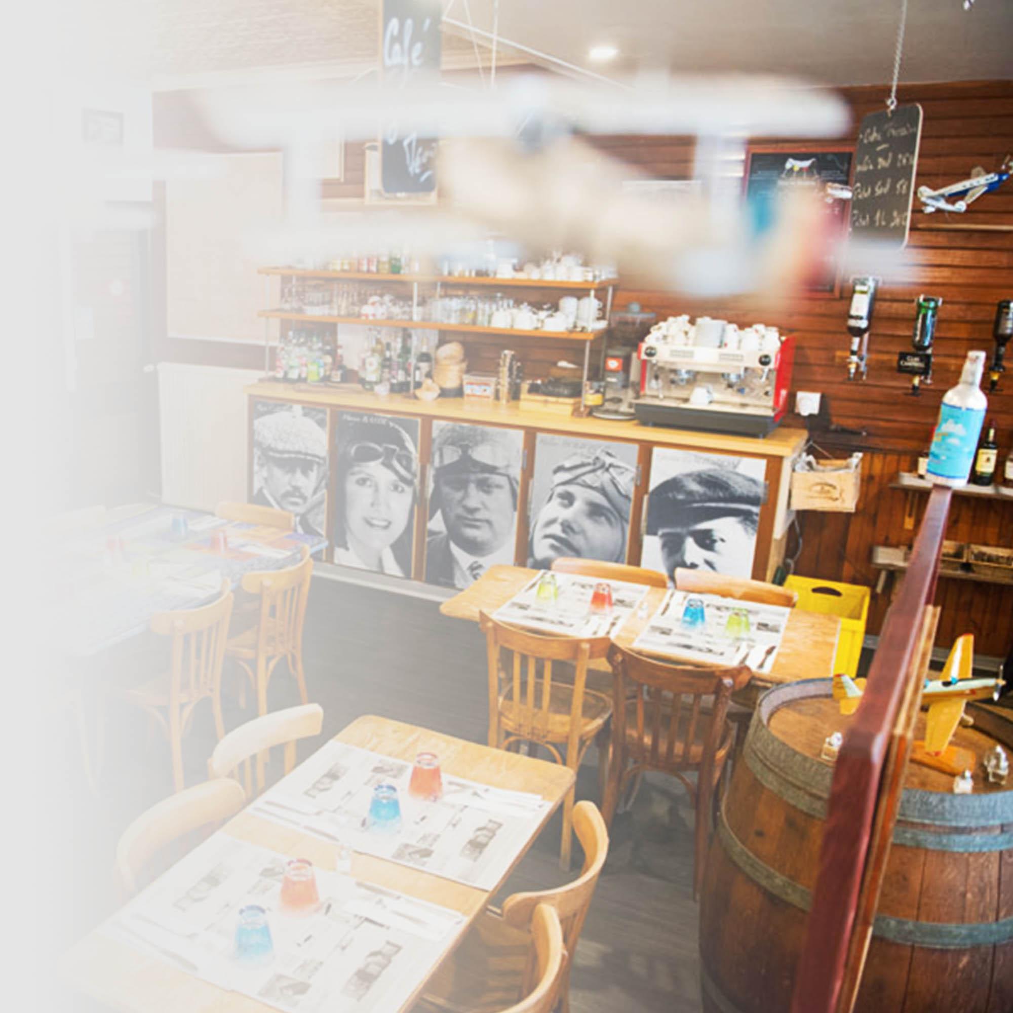 Le Restaurant - Hôtel Restauarant Les Aviateurs Le Crotoy - Baie de Somme